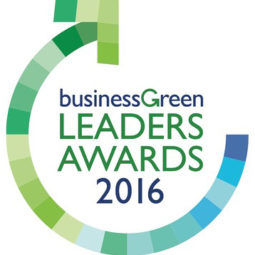 Business Green Awards 2016 logo